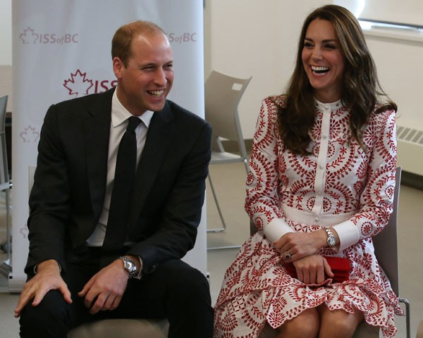 William e Kate Middleton (Foto: Getty Images)