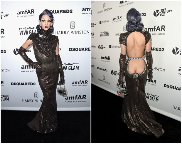 Violet Chachki (Foto: JASON MERRITT / GETTY IMAGES NORTH AMERICA / AFP)