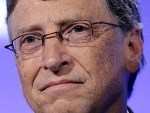 Bill Gates retoma posto de mais rico do mundo  (Reuters)