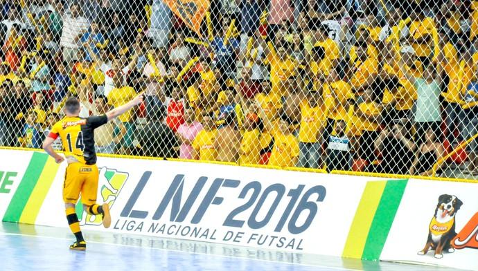 Sorocaba Futsal x Orlândia, Liga Nacional, LNF, Rodrigo (Foto: Danilo Camargo / Magnus Futsal)