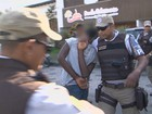 Adolescente suspeito de assalto na BA invade clínica durante perseguição