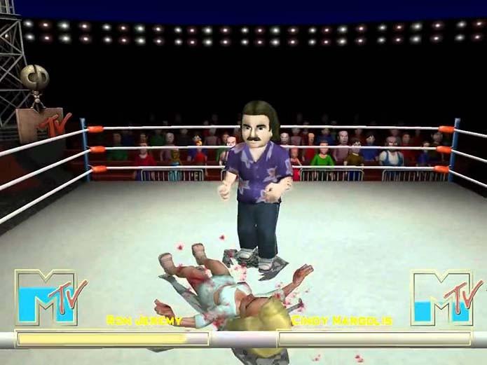 MTVs Celebrity Deathmatch (Foto: Reprodução)