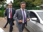 Aécio diz que PSDB vai apresentar 'agenda emergencial' na terça-feira