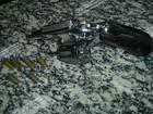 Homem é flagrado com arma de numeração raspada em Araruama, RJ