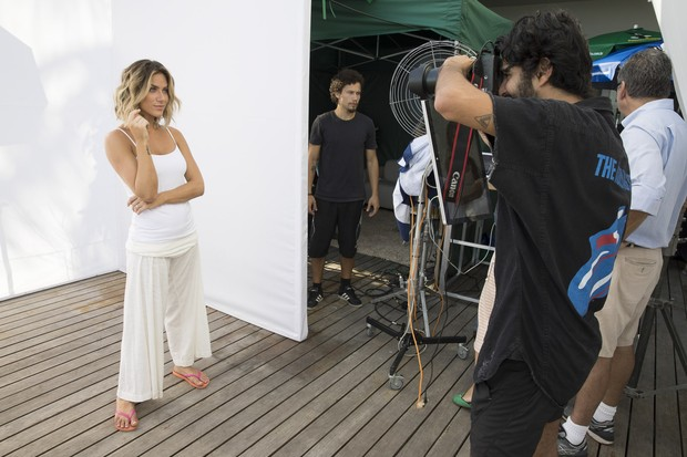 Giovanna Ewbank  (Foto: André Nicolau / Neutrogena / Divulgação )