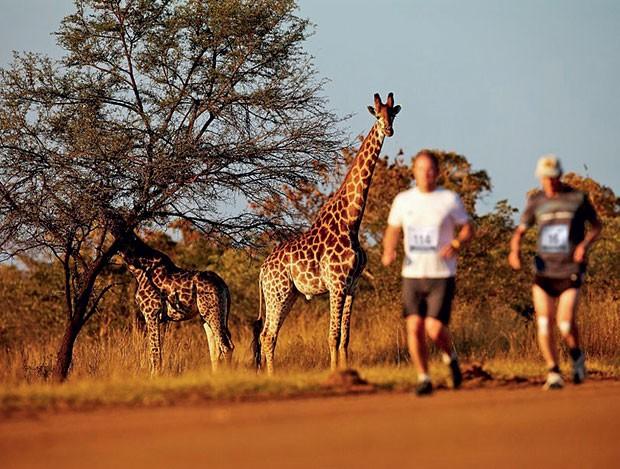 Maratona África do Sul (Foto: Divulgação)