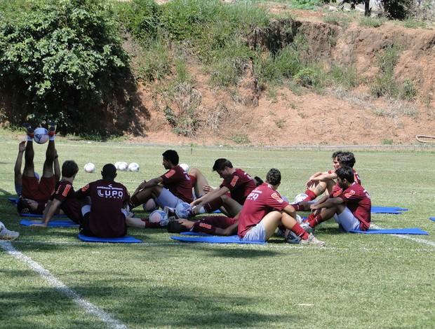 América-MG treino (Foto: Marco Antônio Astoni )