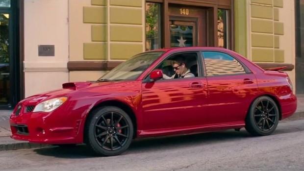 Subaru de 'Em Ritmo de Fuga' (Foto: Reprodução)