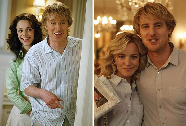 Owen Wilson and Rachel McAdams are dating? | 9TheFIX