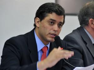 Deputado Índio da Costa (DEM-RJ) (Foto: Brizza Cavalcante/Agência Câmara)