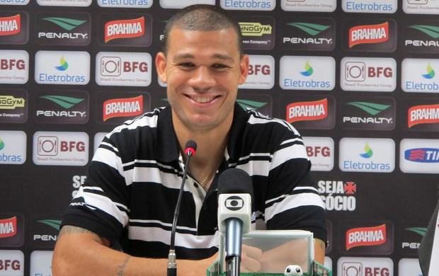 Nilton, Vasco (Foto: Raphael Marinho / Globoesporte.com)