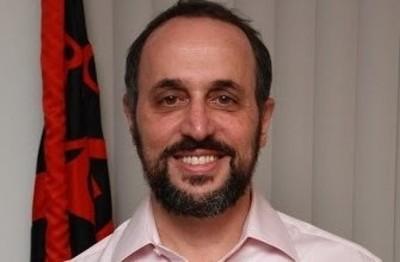Claudio Pracownik, vice do Flamengo (Foto: Divulgação)