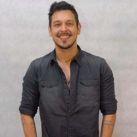 João Vicente de Castro (Foto: Zé Paulo Cardeal/ TV Globo)