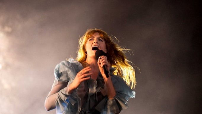 Lollapalooza 2016 - Florence + The Machine