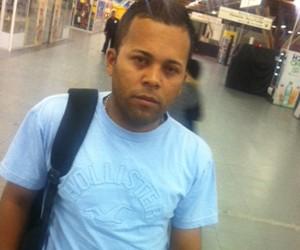 Reginaldo, que teve de faltar ao trabalho durante a paralisação do metrô (Foto: Sérgio Lorena/ G1)