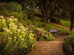 O parque Le Jardin fica em Gramado (RS) (Foto: Le Jardin – Parque de Lavandas/Divulgação)