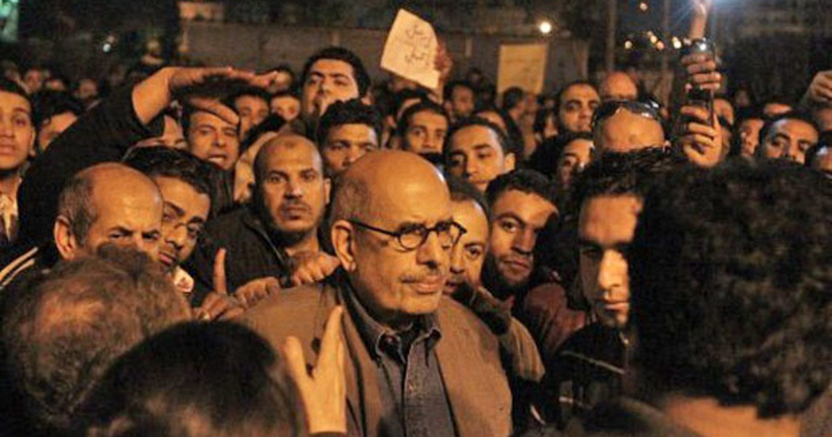 Presidência do Egito não confirma o Nobel da Paz ElBaradei como premiê