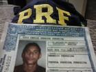 Homem é preso por dirigir com carteira de habilitação falsificada
