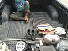Batalhão de Choque prende homem que invadiu casas no Bairro Luzia