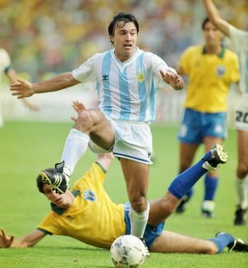 Julio Olarticoechea técnico da Argentina (Foto: Getty Images)