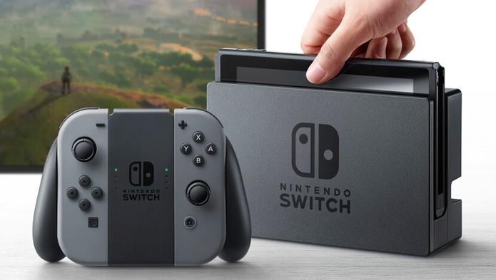 Nintendo Switch (Foto: Divulgação/Nintendo)