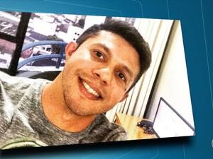 Dinarte Bezerra está desaparecido desde o dia 21 de agosto (Foto: Reprodução/Inter TV Cabugi)