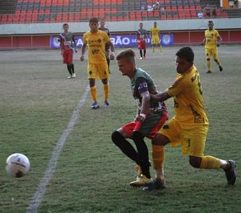 Humaitá x Náuas Acreano da 2ª divisão (Foto: Duaine Rodrigues)