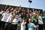 Wimbledon veta e torcedores n�o poder�o usar pau de selfie no torneio