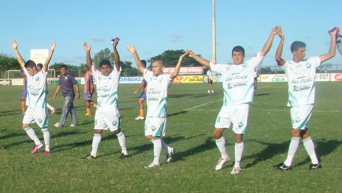 Equipe do Maranguape (Foto: Divulgação/Maranguape)
