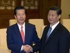 Xi Jinping recebe carta de primeiro-ministro do Japão