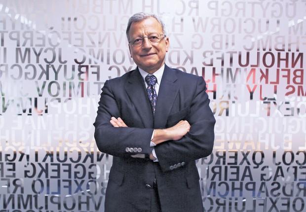 O economista Claudio Haddad, fundador do Insper (Foto: Reprodução/YouTube)