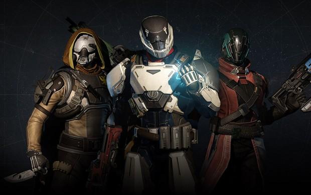 Fase 'beta' de 'Destiny' começa primeiro no PS4 e no PS3, em 17 de julho (Foto: Divulgação/Activision)
