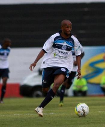 Rossini, meia, São Bento, Sorocaba, Botafogo-SP, Copa Paulista (Foto: Jesus Vicente / EC São Bento)