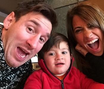 Messi Antonella (Foto: Reprodução/Instagram)