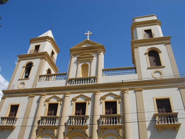 A Catedral é um dos principais prédios históricos de Campina Grande. (Foto: Ligia Coeli)