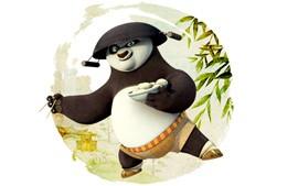 Kung Fu Panda (Foto: Divulgação / Nickelodeon)