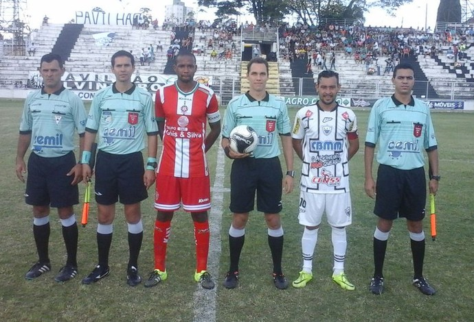 Araxá; Boa Esporte; Módulo II (Foto: FMF/Divulgação)