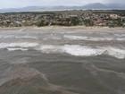Veranistas devem evitar praias de Tramandaí e Imbé, no litoral do RS