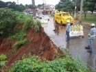 Rodovia tem novo deslizamento após tempestade em Araguaína