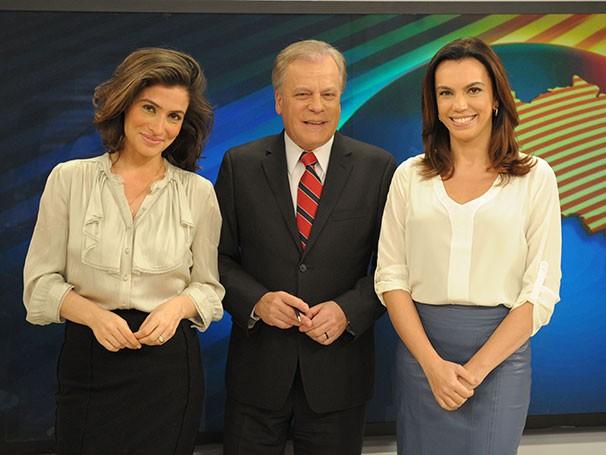 Bom Dia Brasil (Foto: TV Globo)