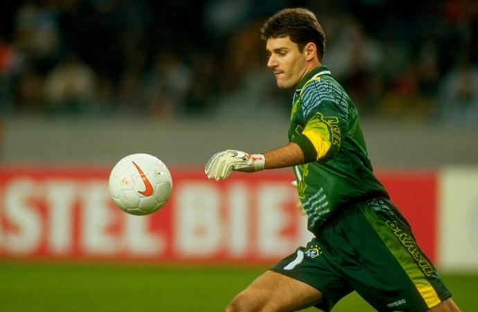 Carlos Germano Brasil 1996 (Foto: Getty Images)