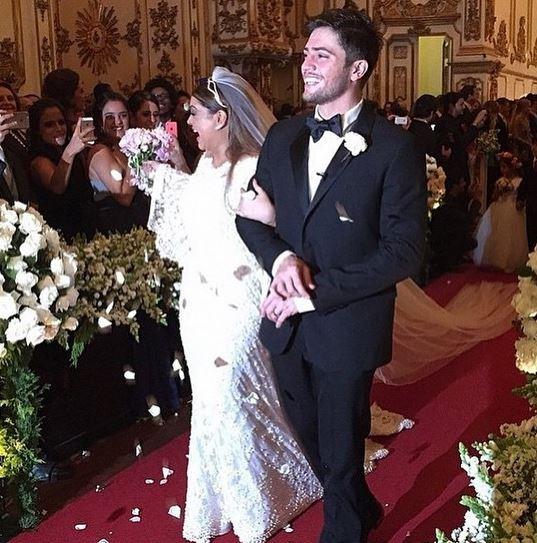 Casamento de Preta Gil e Rodrigo Godoy  (Foto: Instagram / Reprodução)