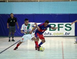 Alecrim goleou a Tuna Luso de Manaus na Taça Brasil de Futsal (Foto: Zerosa Filho/CBFS/Divulgação)