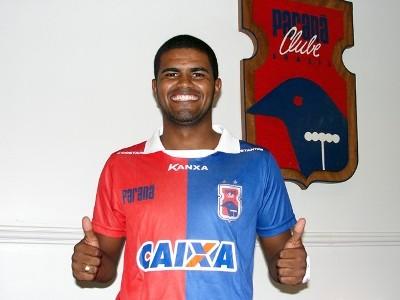 henrique paraná (Foto: Divulgação Paraná Clube)