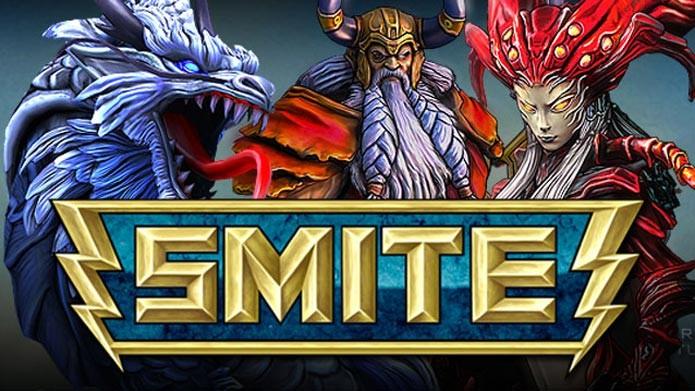 Smite é o novo Moba onde controlamos deuses (Foto: Divulgação)