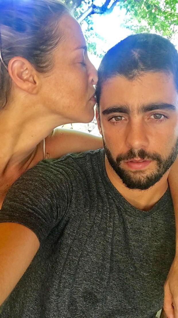 Luana Piovani e Pedro Scooby (Foto: Instagram / Reprodução)