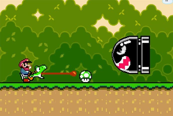 Super Mario World (Foto: Divulgação)