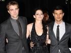 Elenco de 'Amanhecer' lança filme em Londres