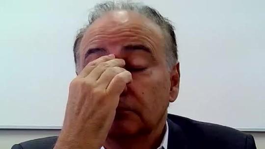 'Depoimento no vídeo é a meu favor', diz senador do Amapá sobre conteúdo da delação de ex-diretor da Odebrecht