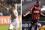 Sem sucesso contra líderes, Santos e Atlético-PR duelam na Vila por reação